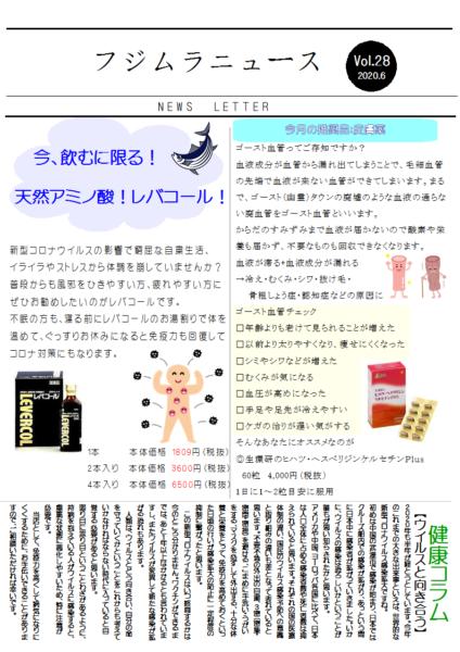 フジムラニュース vol.28